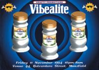 VIBEALITE PRESENTS SUGAR AND SPICE AND ALL THINGS NICE