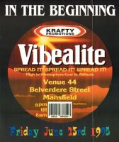 VIBEALITE PRESENTS IN THE BEGINNING