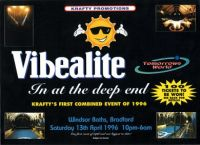 VIBEALITE PRESENTS IN AT THE DEEP END