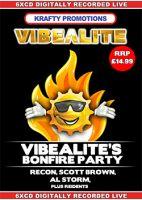 Vibealite Bonfire Party :: 6CD