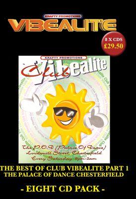 The Best Of Club Vibealite Pt 1 :: 8CD