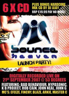 Bounce Heaven 01 :: 6CD
