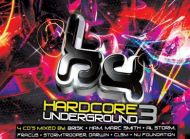 Hardcore Underground: Volume 3: 4CD