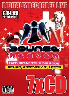 Bounce Heaven in Leeds 1 :: 7CD