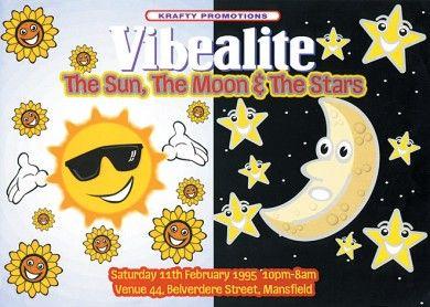 VIBEALITE PRESENTS THE SUN, MOON & THE STARS