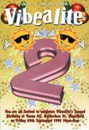 VIBEALITES 2ND BIRTHDAY