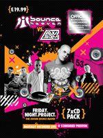 Bounce Heaven 15 (Main Arena) 7CD