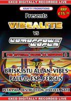 Vibealite VS Tomorrows World :: 6CD