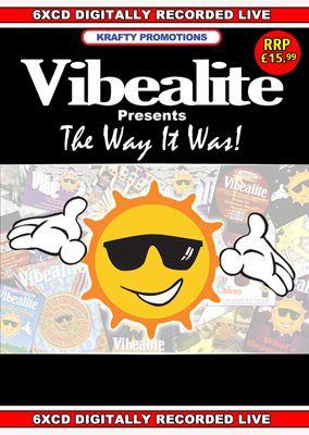 Vibealite - The Way It Was! :: 6CD